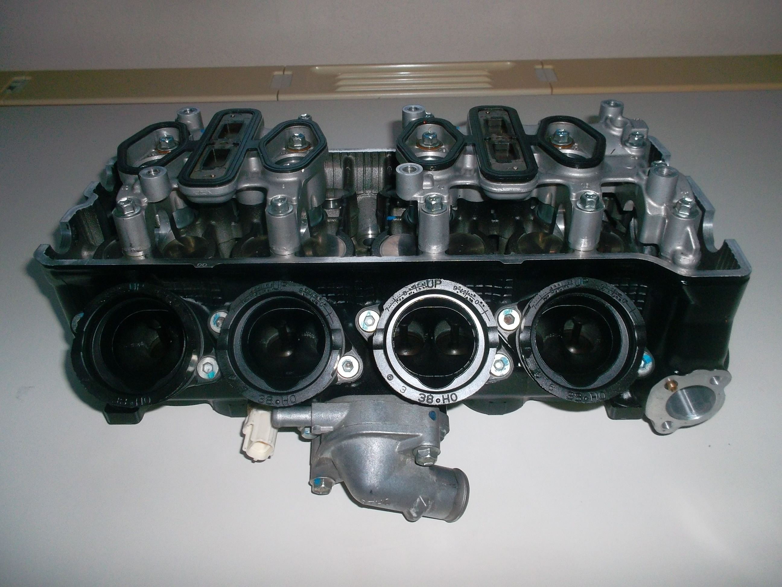 Zylinderkopf GSXR 750 L1 Image