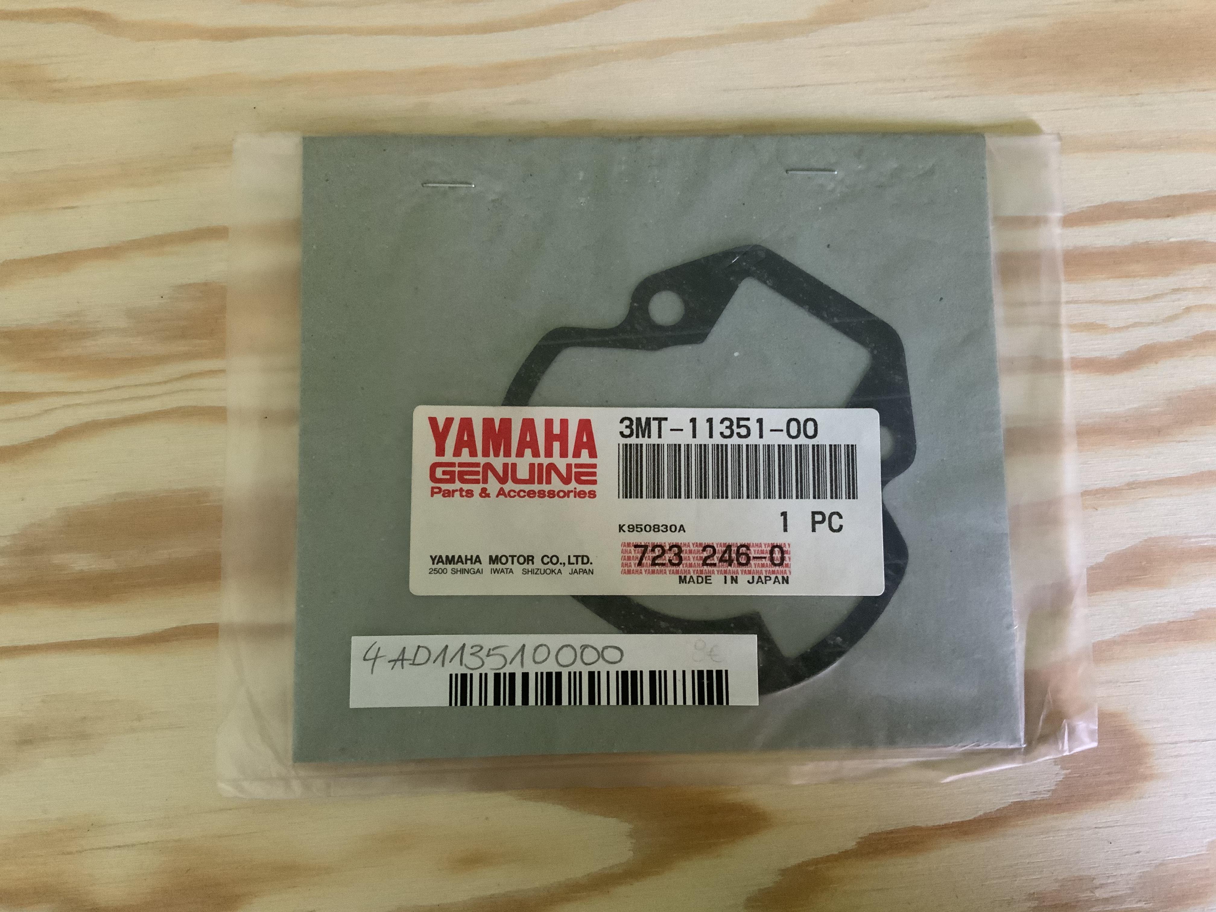 Zylinderfußdichtung Yamaha 4AD113510000 Image